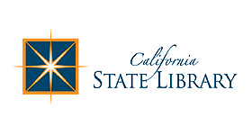 The California State Library Braille and Talking Book Library icon