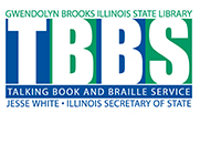 The Illinois State Library Talking Book and Braille Service icon
