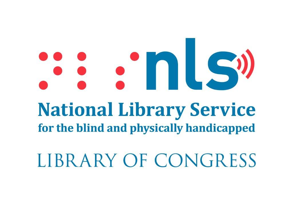 The National Library Service for the Blind and Physically Handicapped icon