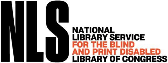 National Library Service for the Blind and Print Disabled icon