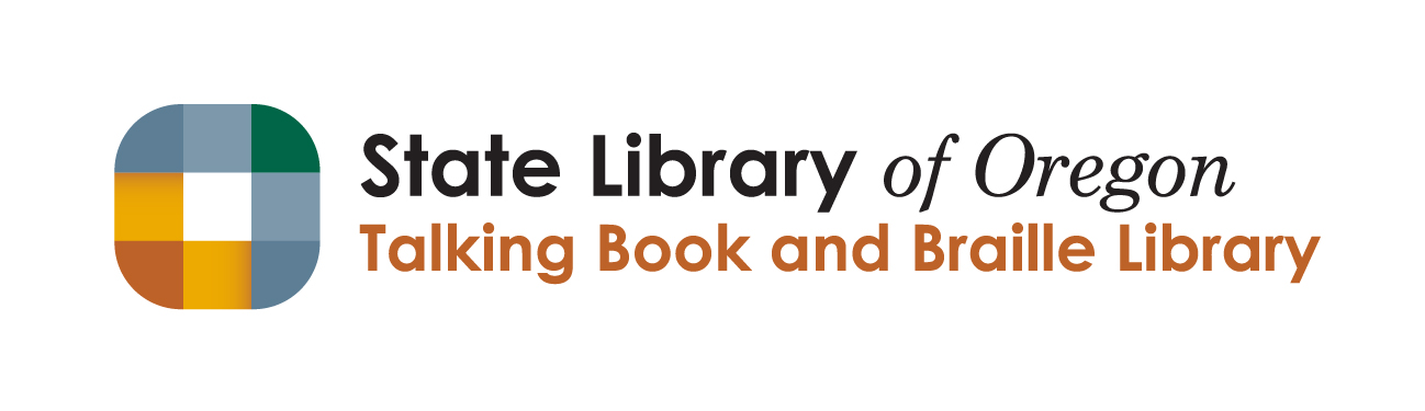 Oregon Talking Book and Braille Library icon