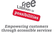 The Library for the Blind and Physically Handicapped, Free Library of Philadelphia icon